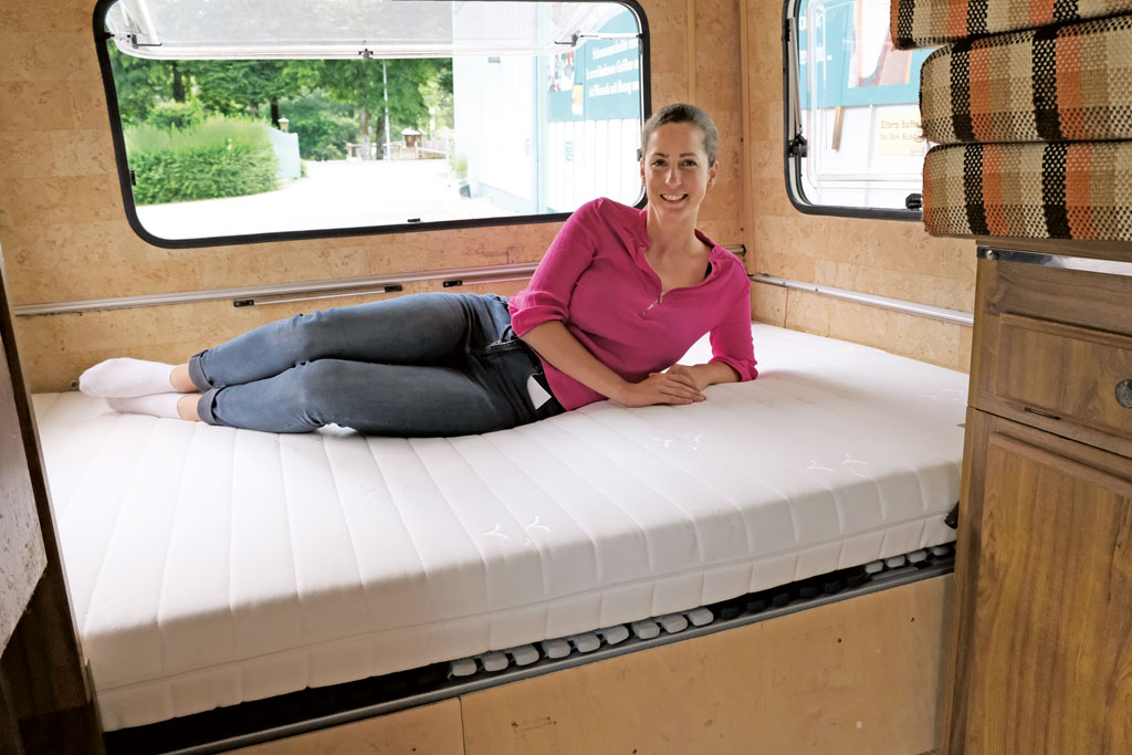 Ratgeber Welche Matratze Ist Die Richtige Camping Cars Caravans