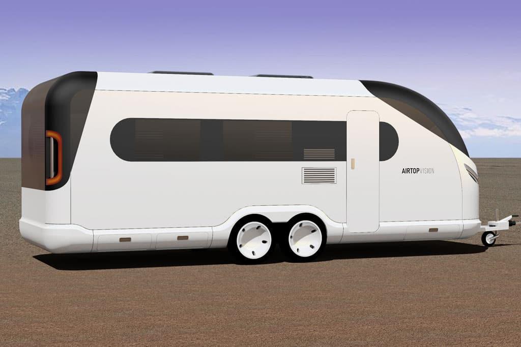 Caravan-Studie Airtopvision