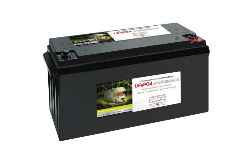 Büttner Elektronik Lithium Batterie-MT-Serie