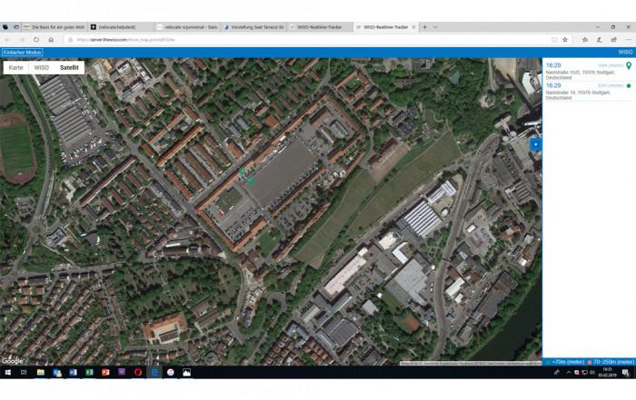 Navgear Kfz Notrufsystem GPS-Standort