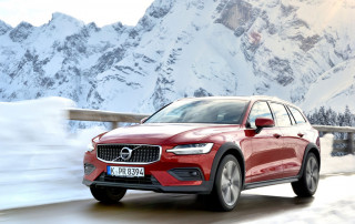 Volvo V60 Cross Country (2019)