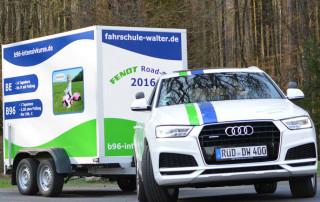 B96-Führerscheinkurs auf dem Campingplatz Schwarzwälder Hof