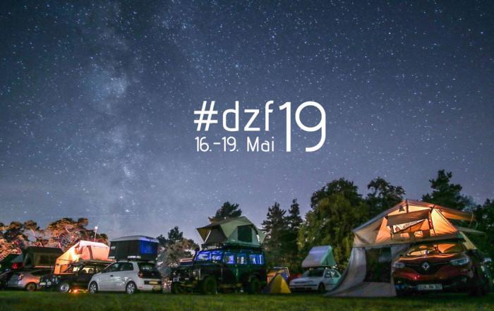 Dachzelt Festival 2019