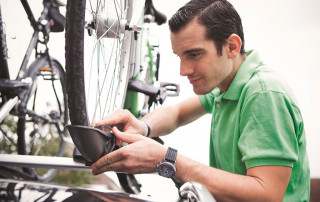 Fahrradträger: Fahrräder sicher transportieren