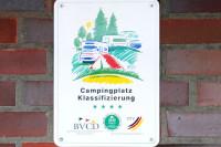 Frage des Monats: Campingplatz-Klassifizierung