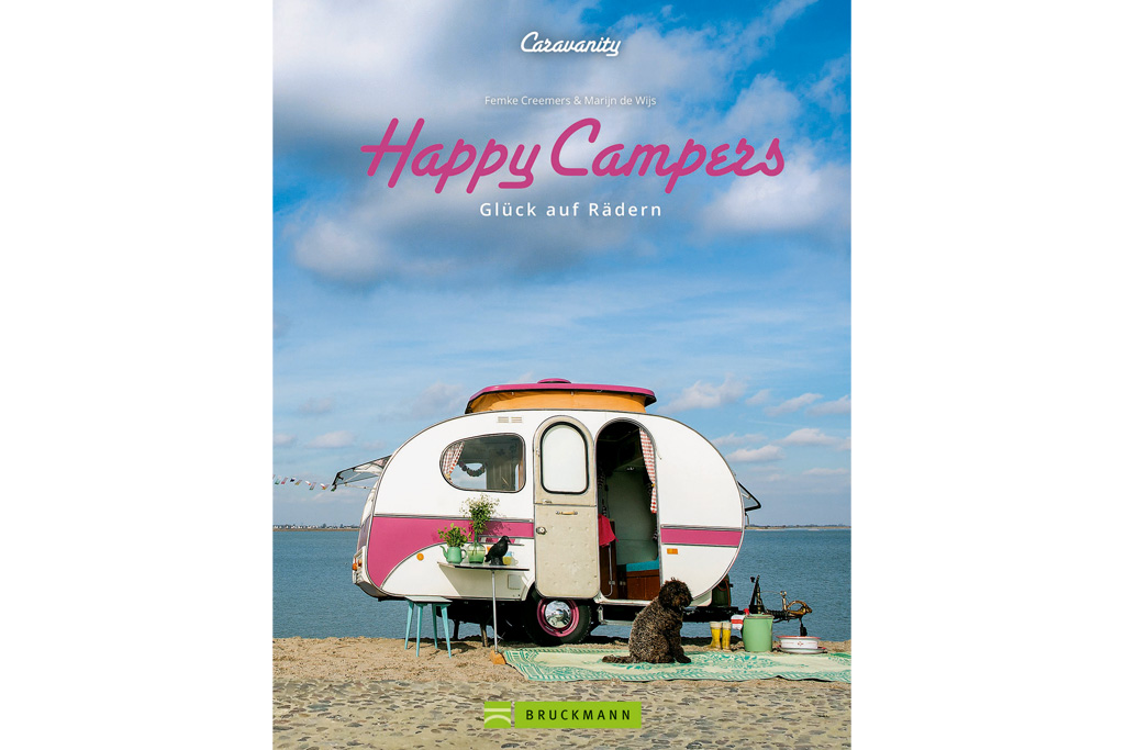 Happy Campers Cover