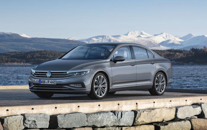 VW Passat (2019)