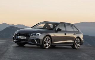 Audi A4 (2019)