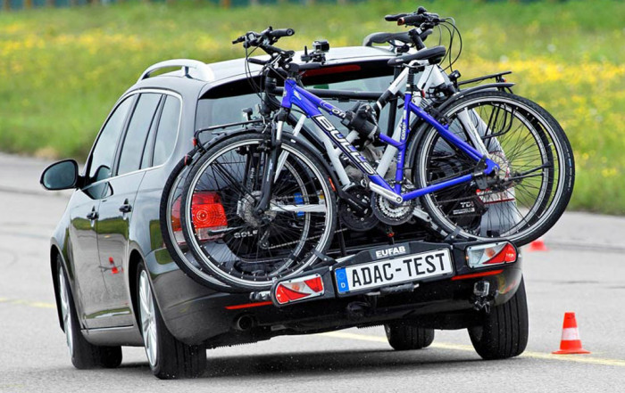 ADAC Fahrradträger-Test