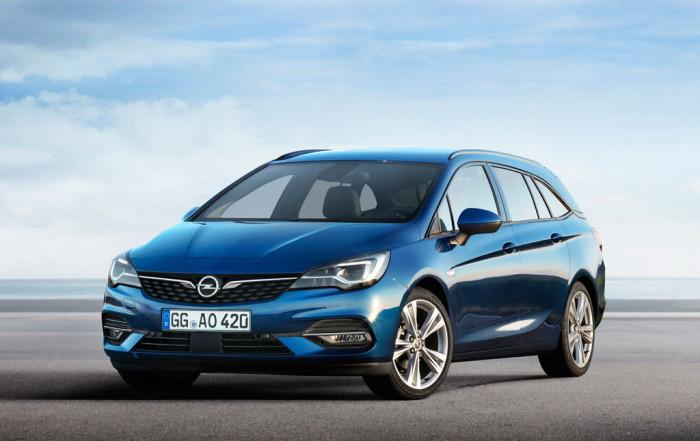 Opel Astra (2019)