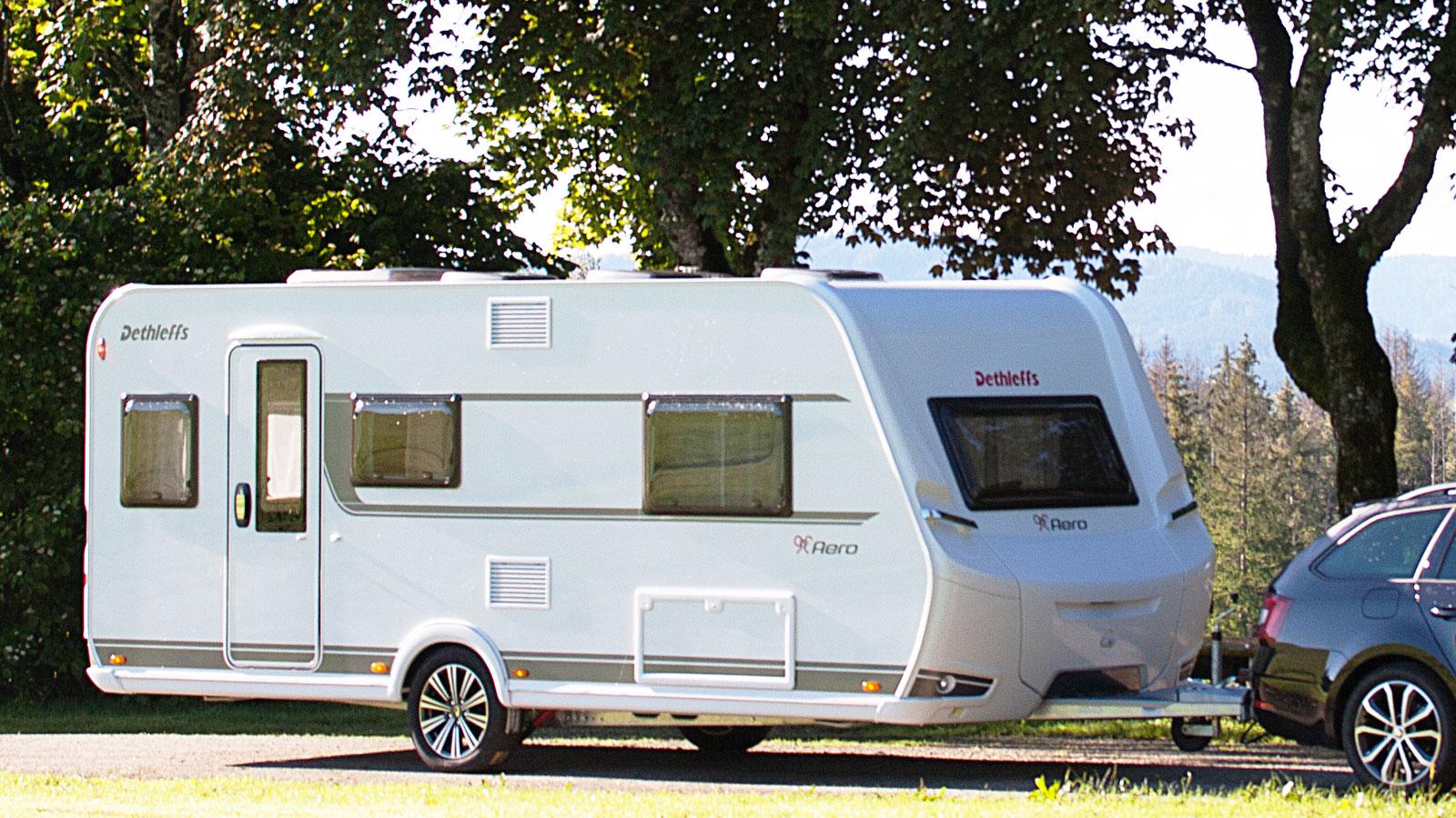Dethleffs Aero (2021) - Camping, Cars & Caravans