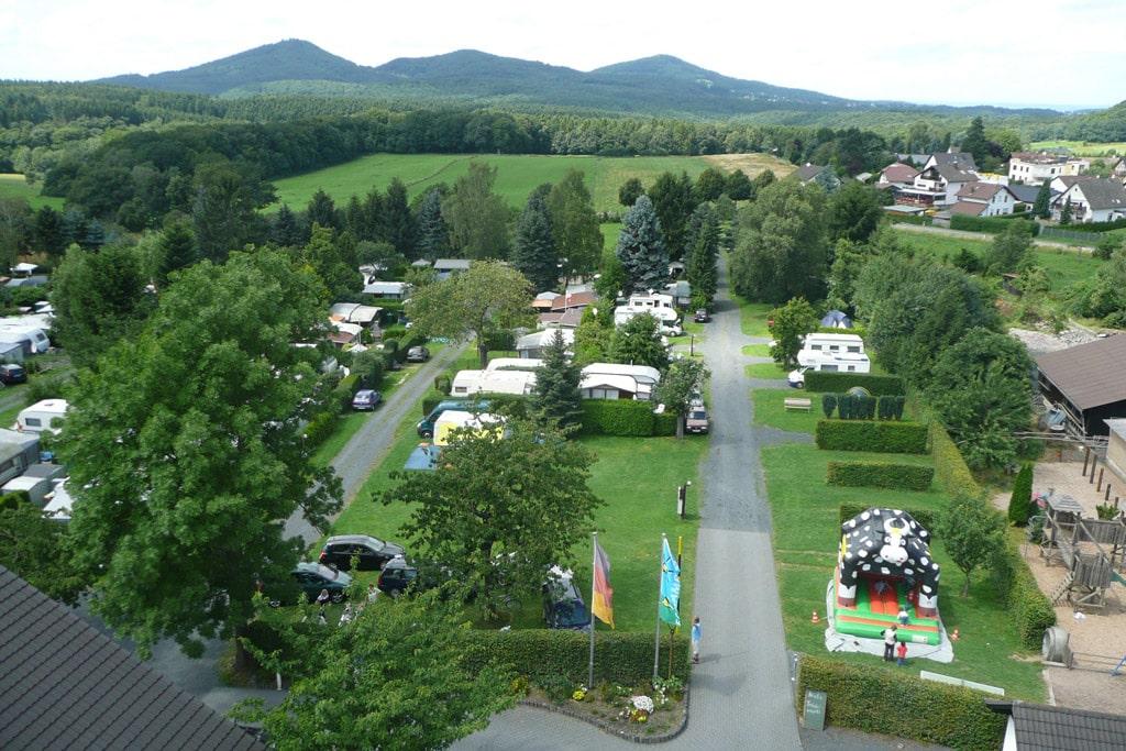 Campingplatz Bodenwöhr