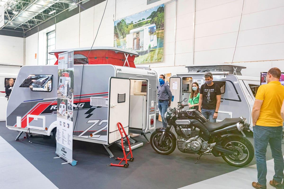 Caravan Salon Neuheiten Camping, Cars & Caravans