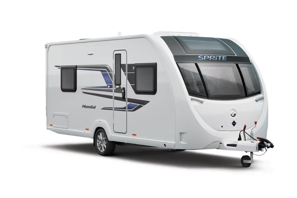 Sprite Wohnwagen 2021 - Camping, Cars & Caravans
