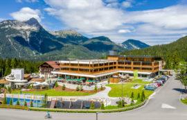 Ehrwalder Zugspitz Resort